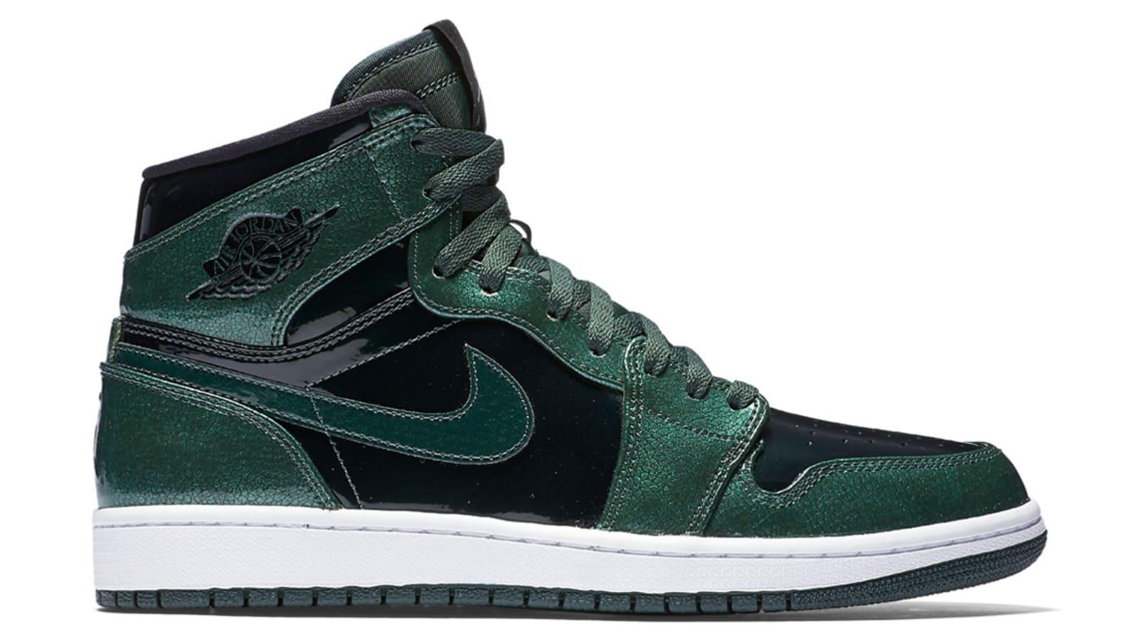 e894457d69cddc Air Jordan 1 High Grove Green 332550-300 - Air Jordan Release Dates ...