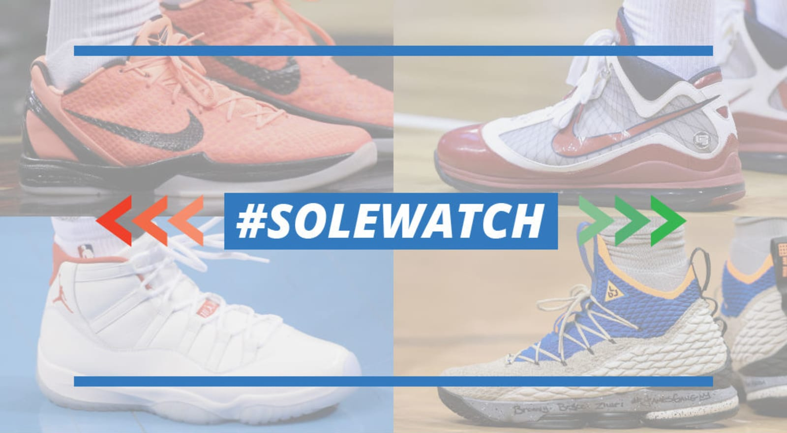 NBA #SoleWatch Power Rankings March 11, 2018: Paul George