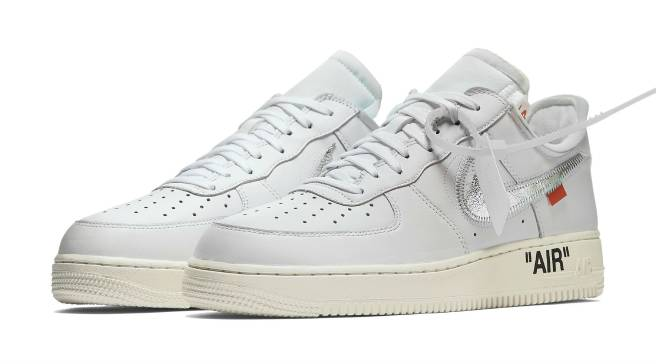 a22f489f2960 The  ComplexCon  Off-White x Nike Air Force 1 Low May Be Releasing Again