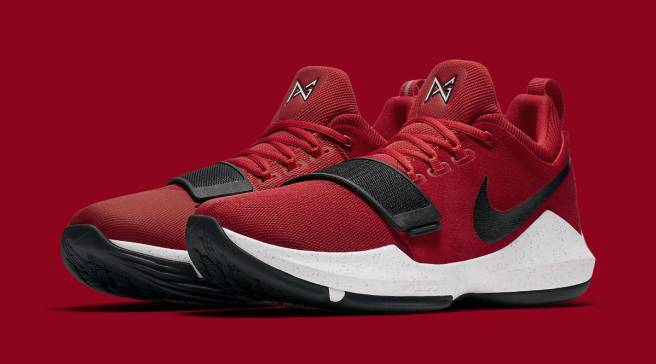 Paul George s Nikes Are Releasing in Red d6b61ccc9
