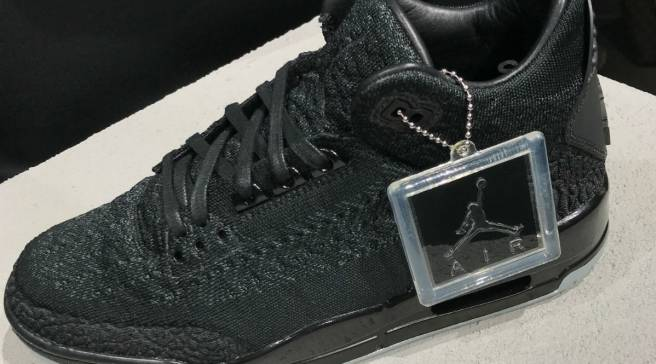 7c0a47510c25ce The Air Jordan 3 Flyknit to Debut in Black During All-Star Weekend