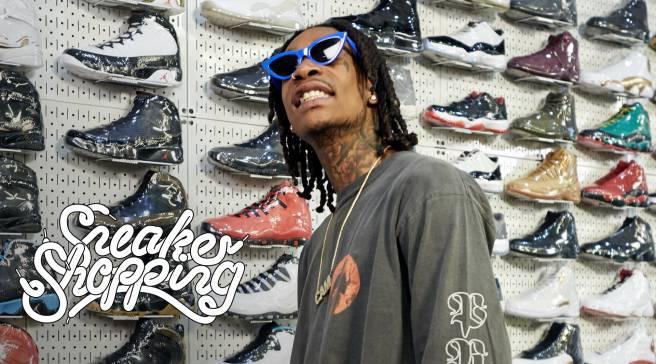 eddf48e78 Wiz Khalifa Credits Currensy for Putting Him Onto Sneakers