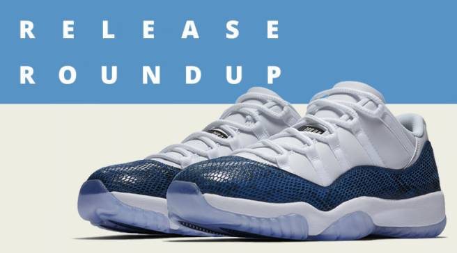 brand new 0e477 875f8 Release Roundup  Sneakers You Need To Check Out This Weekend