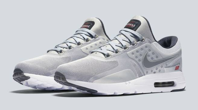 reputable site e4ca8 eded0 Tinker Hatfield s Nike Air Max Zero Celebrates  Silver Bullet  Anniversary.  By Brandon Richard