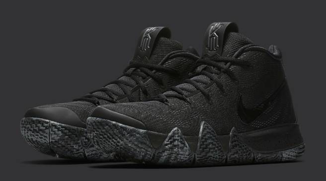 c5993745fbecdd  Triple Black  Nike Kyrie 4 Dropping This Week