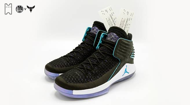 ecc9cbd48d5 The Hornets Are Giving Away Free Air Jordans and Warriors Tickets
