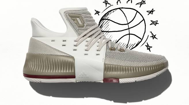 ac73f1bc80e75f Adidas Gives Damian Lillard Sneakers to Celebrate His Humble Beginnings