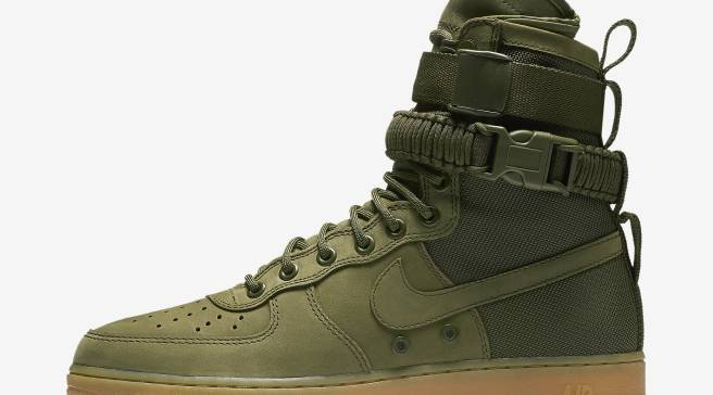 cb5a30bcc ... Special field Air Force 1 Pack Releases Soon  Nike Restocks SF AF1s ...