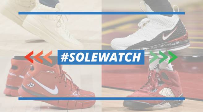 6d99bf690b975 NBA  SoleWatch Power Rankings for April 8