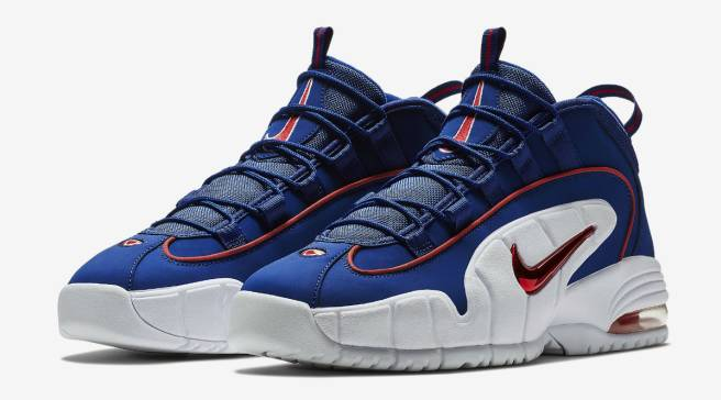 buy popular 40d44 b9a57 New Nike Air Max Penny 1 Celebrates Lil  Penny