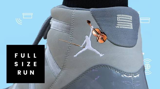 dbfd7a6733537c Michael Jordan Gave His Violinist a Sneaker Deal