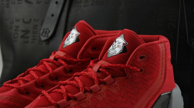 d7e79e4511f Under Armour Honors Stephen Curry s Student Section at Davidson