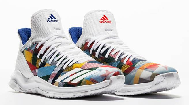 huge selection of 71016 a212a Adidas Celebrates Baseballs International Heritage with All-Star Sneakers  and Cleats