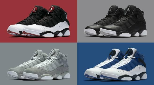 bf40e13e0fa0fb Jordan 6 Rings
