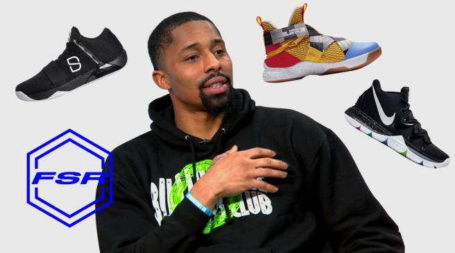 03ecb1b216b2d NBA Player Spencer Dinwiddie Says a Nike Deal Isn t Worth the Money