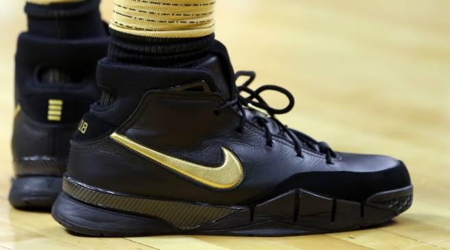 1d1d7952cf07  SoleWatch  DeMar DeRozan Debuts  Mamba Day  Nike Kobe 1 Protro