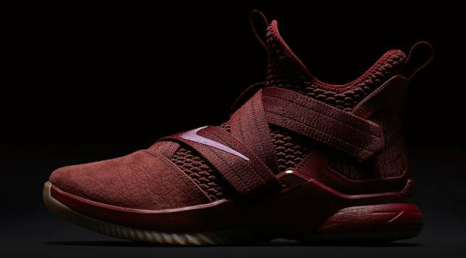 check out a860f c4e06 Will These Be LeBron James  Last  Cavs  Sneakers
