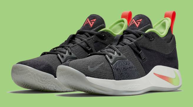 c21242c6269d The Nike PG 2 Splashed with  Hot Punch  This Summer
