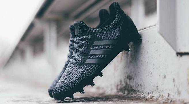 668001ce061 Adidas Unveils the Ultra Boost Cleat in Black