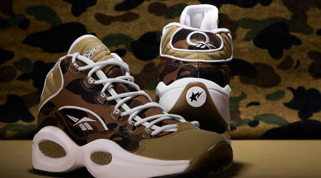 8959f8282 Another Bape Sneaker Collaboration Is Releasing This Year