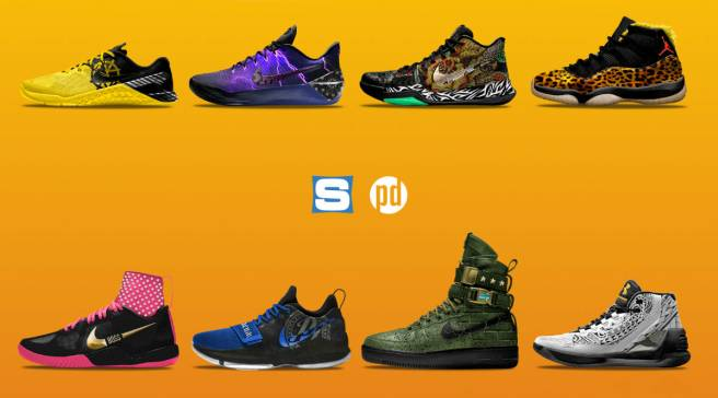 28de5062924 What If WWE Superstars Had Their Own Sneaker Colorways