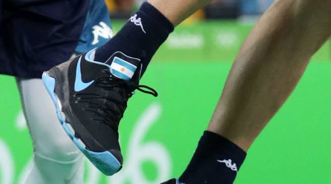 Manu Ginobili Likely Finished His International Career in Argentina KD Nikes f7f9dc2d4a