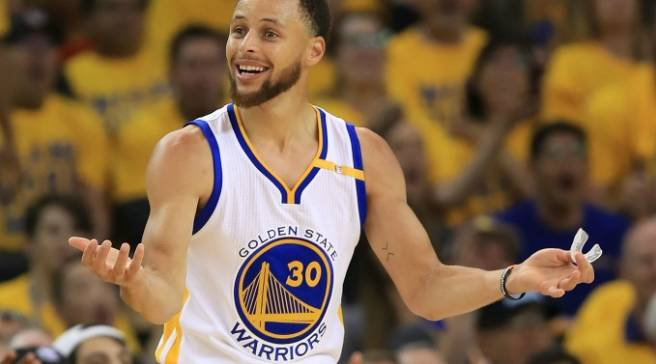 9b0873d038b4 Watch Steph Curry Rip Nikes Off a Guy s Feet and Replace Them With His  Sneakers