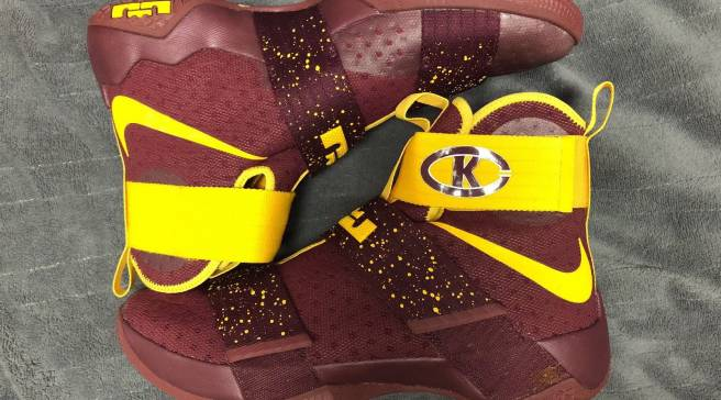This LeBron PE Popped Up on eBay 8ee786883062