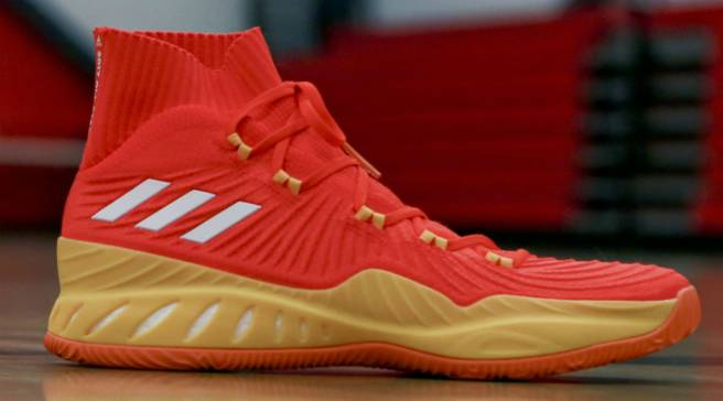 fe02c307ce68 Candace Parker Has Custom Adidas Sneakers for the WNBA All-Star Game