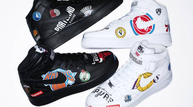 Nike Air Force 1 Mid | Sole Collector