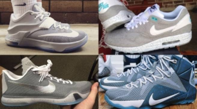 NIKEiD Mag McFly Designs   Sole Collector