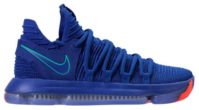 5c20586fc45 A Special Colorway of the Nike KD 10 for the Bay Area