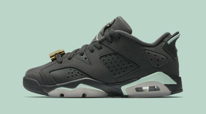 Mint Foam  Air Jordan 6 Lows for the Young Girls In Your Family 7f3bf76ce