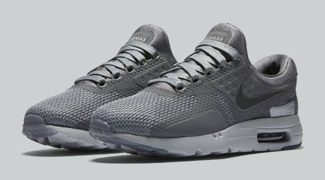 The Nike Air Max Zero Goes