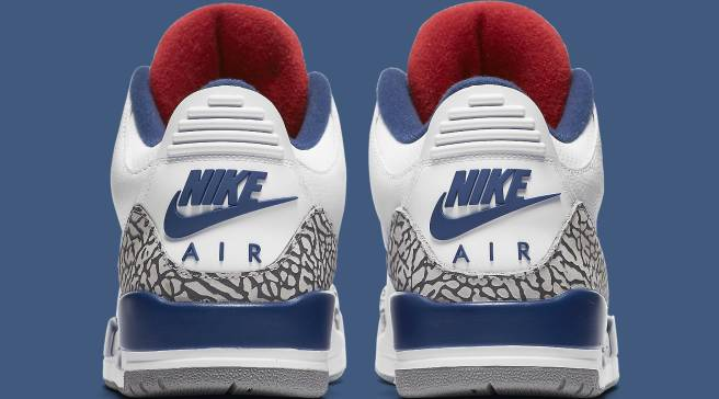 86a4143e5c0a90  True Blue  Air Jordan 3s on Sale for  154