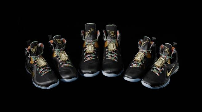 outlet store c9511 0639c Nike LeBron 9   Sole Collector