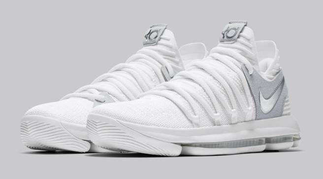 newest ab874 bcfb9 The Chromed Out Nike KD 10 Is Almost Here