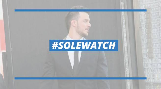 c55b5fc2f084  SoleWatch  World Series Champ Kris Bryant Wears Yeezys on Kimmel