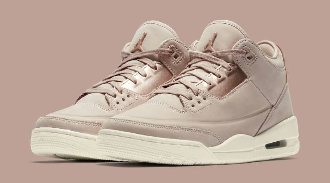 a0c25d1c7fbc45 Official Photos of the Women s Exclusive  Particle Beige  Air Jordan 3