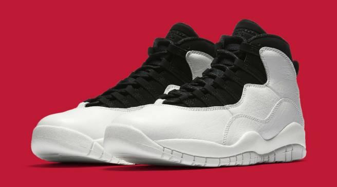 57517182899ec5 Upcoming Air Jordan 10 Celebrates Michael Jordan s First Return to  Basketball
