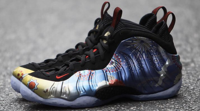 1c843049edcee These Foamposites Celebrate the Year of the Dog