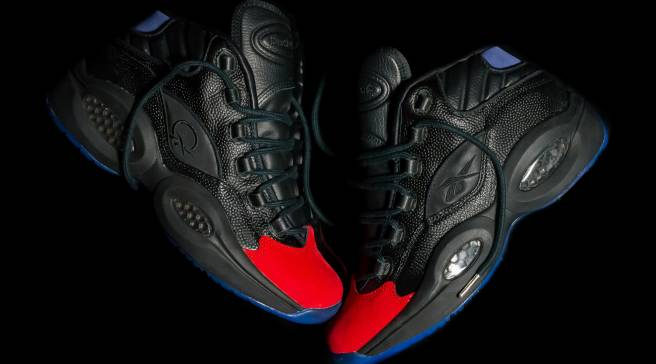 a6bcefd33634 Reebok Sneakers Celebrate Allen Iverson s Hall of Fame Induction