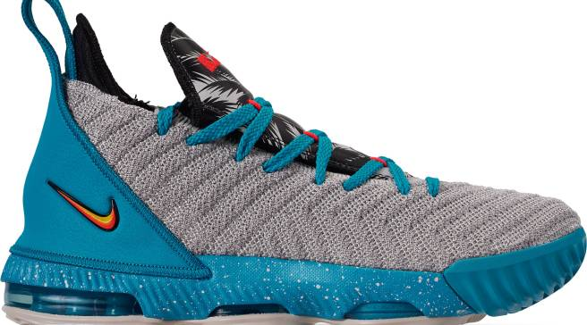 c75d0362154b8 This Nike LeBron 16 Takes a Trip to South Beach