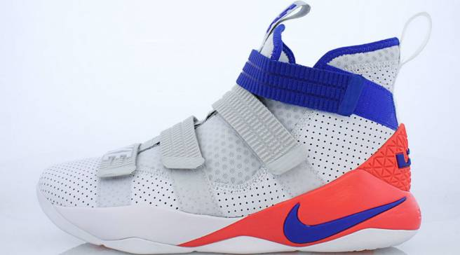 9f7f36d4a5278 ... get the nike lebron soldier 11 is stuck in the 90s f8321 d74ca