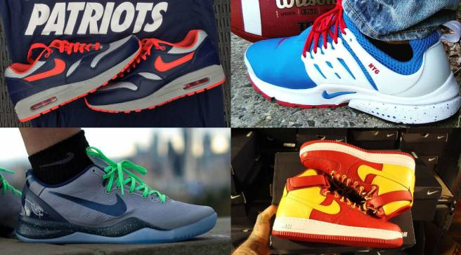 1d20ab2381 The 50 Best NFL-Inspired NIKEiD Designs
