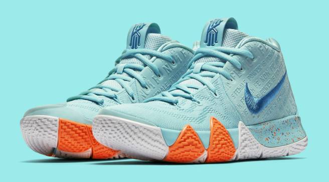 cheaper aa50b ed06c Nike Kyrie 4 | Sole Collector