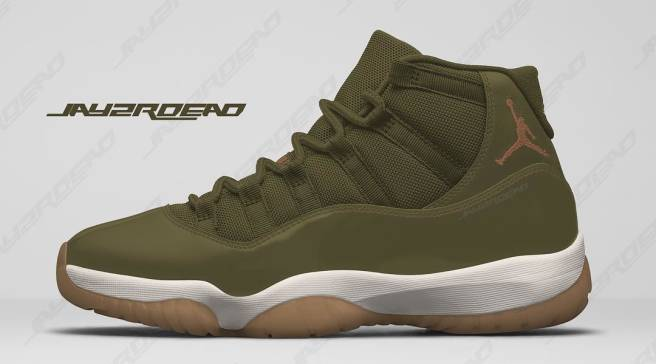 163df378fa9d3d Another Women s Exclusive Air Jordan 11 Releasing This Holiday Season
