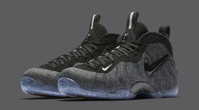 newest 1ec14 64930  Fleece  Nike Air Foamposite Pros for the Whole Family