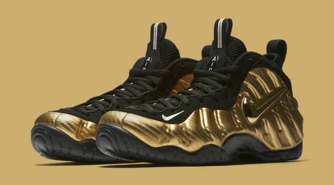 387933e13e3  Metallic Gold  Nike Air Foamposite Pro Set for Next Week