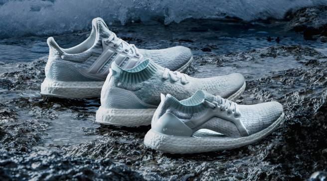 d1a9f482e4e White Parley x Adidas Ultra Boosts Release on June 8